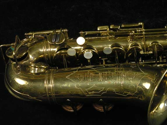 Selmer Lacquer Super Alto - 17161 - Photo # 2