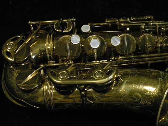 Selmer Lacquer Mark VI Alto - 59546 - Photo # 2