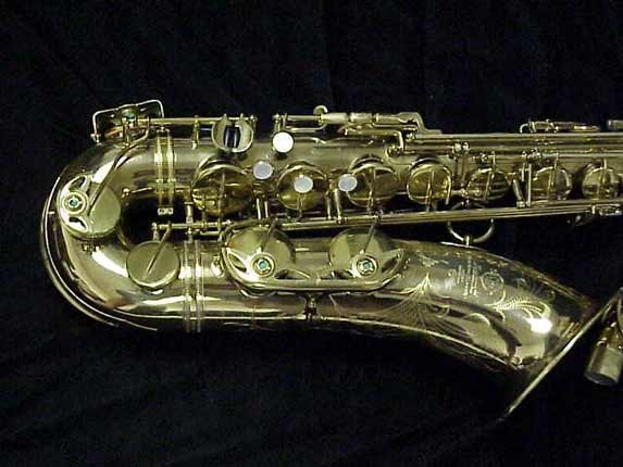 Selmer Lacquer Mark VI Tenor - 101021 - Photo # 2