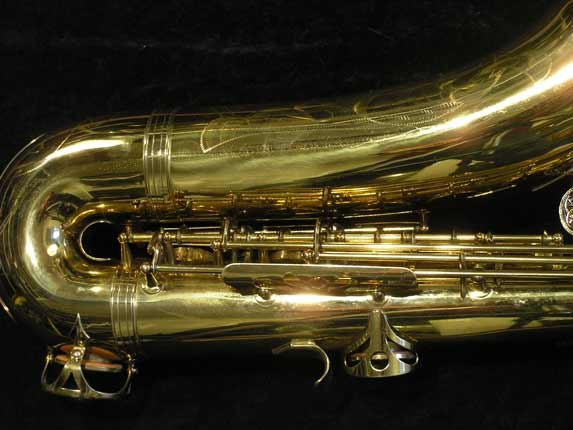 Buffet Lacquer Super Dynaction Tenor - 15673 - Photo # 5