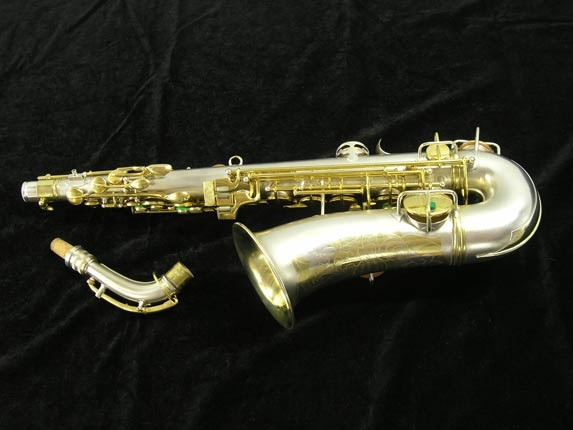 Conn Dual Tone Chu Berry Alto - 212054 - Photo # 4