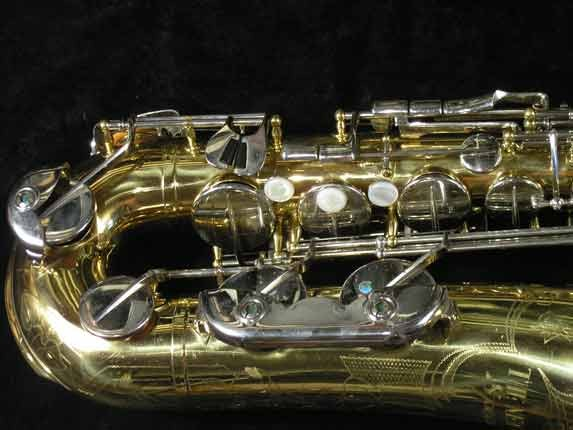 Keilwerth Lacquer New King Special Tenor - 46941 - Photo # 3