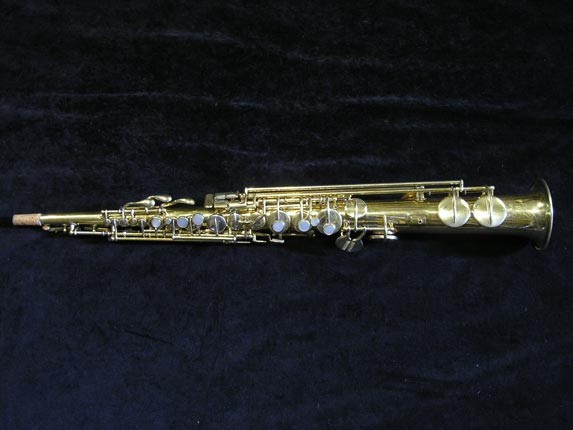 "Conn ""New Wonder"" Gold Plate Soprano - 139580 - Photo # 1"