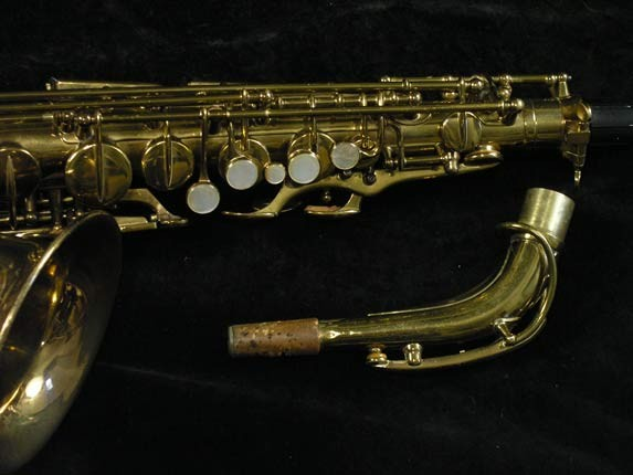 Selmer Lacquer Super Alto - 17161 - Photo # 3
