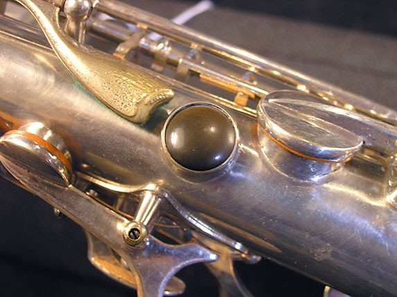 Selmer Silver Plate Balanced Action Alto - 32611 - Photo # 9