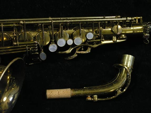Selmer Lacquer Mark VI Alto - 59546 - Photo # 3