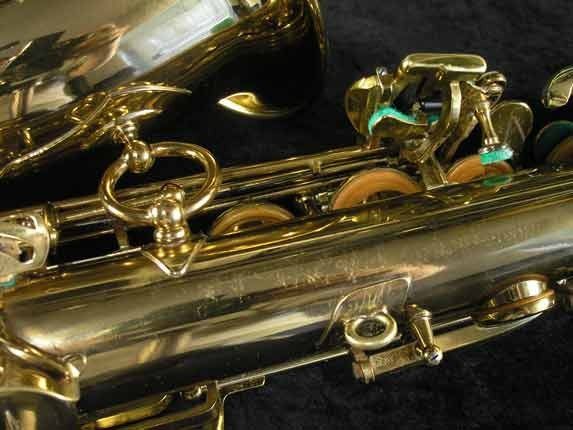 Selmer Lacquer Mark VI Alto - 69019 - Photo # 20