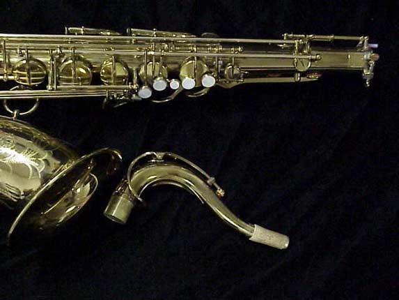 Selmer Lacquer Mark VI Tenor - 101021 - Photo # 3