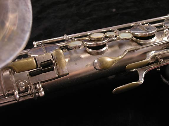 Martin Silver Plate Handcraft Baritone - 109209 - Photo # 10