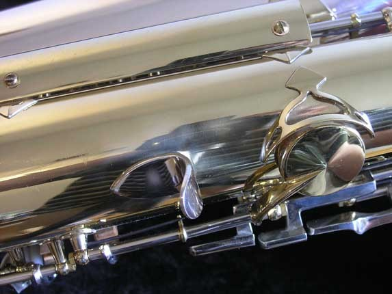 King Silver-Sonic Super 20 Tenor - 470372 - Photo # 21