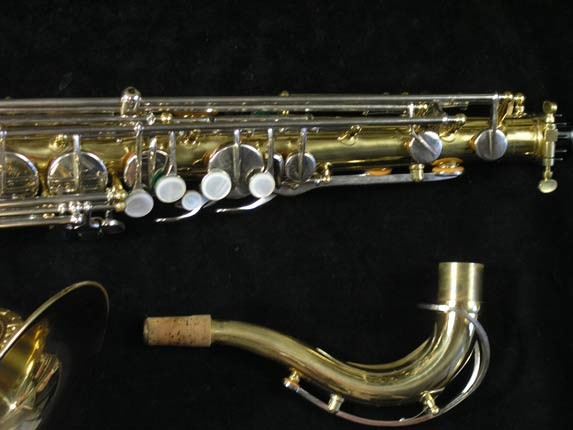 Keilwerth Lacquer New King Special Tenor - 46941 - Photo # 4