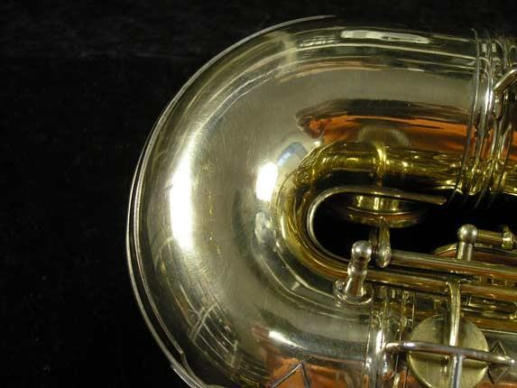 "Conn ""Portrait"" Gold Plate ""Nude Woman"" Tenor - 119399 - Photo # 23"