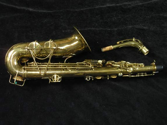 Selmer Lacquer Super Alto - 17161 - Photo # 4