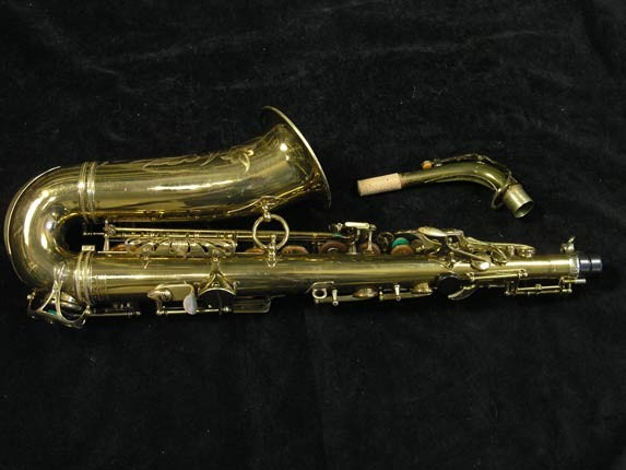 Selmer Lacquer Mark VI Alto - 59546 - Photo # 4