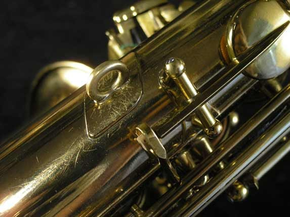 Selmer Lacquer Mark VI Alto - 69019 - Photo # 21