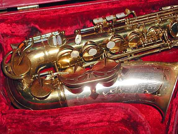 King Silver-Sonic Super 20 Alto - 320668 - Photo # 2
