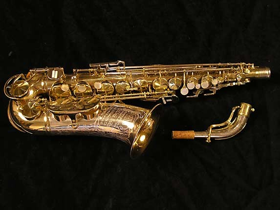 King Silver-Sonic Super 20 Alto - 385458 - Photo # 2