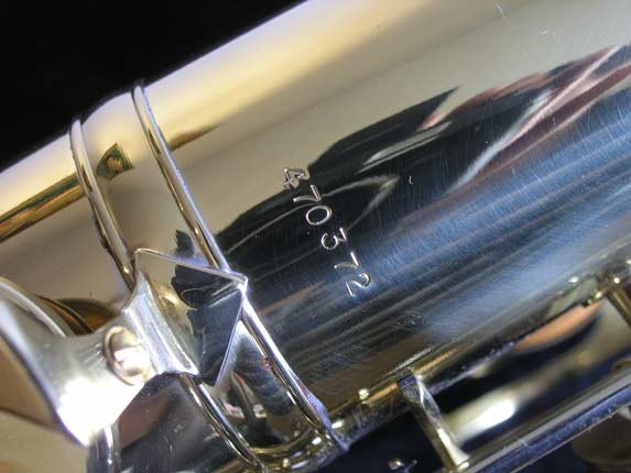 King Silver-Sonic Super 20 Tenor - 470372 - Photo # 22
