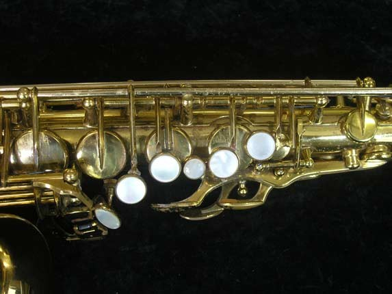 Selmer Lacquer Mark VI Alto - 149107 - Photo # 7