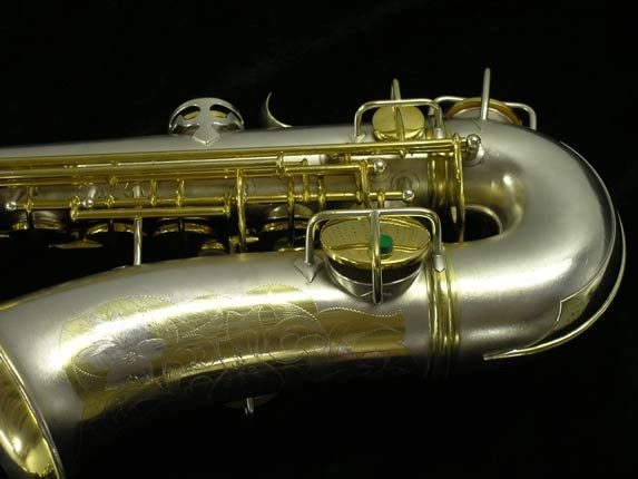 Conn Dual Tone Chu Berry Alto - 212054 - Photo # 6