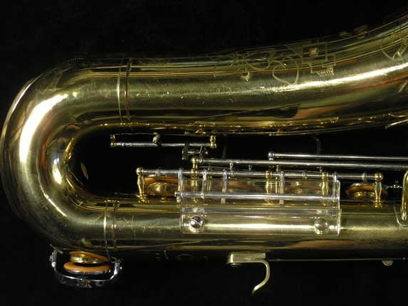 Keilwerth Lacquer New King Special Tenor - 46941 - Photo # 5