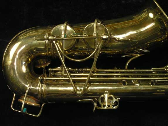 Selmer Lacquer Super Alto - 17161 - Photo # 5
