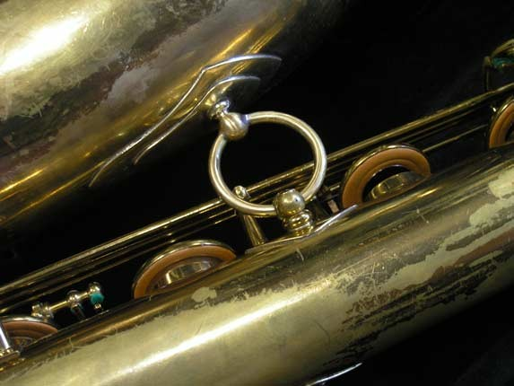 Selmer Lacquer Super Balanced Action Bari - 51568 - Photo # 23