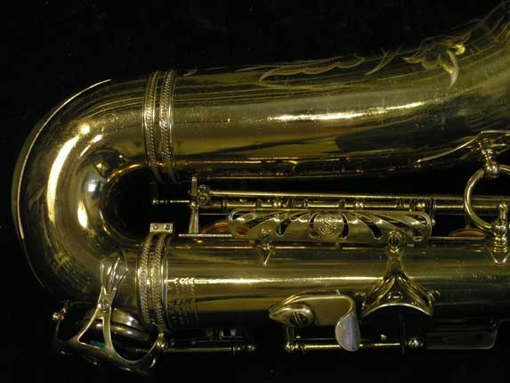 Selmer Lacquer Mark VI Alto - 59546 - Photo # 5