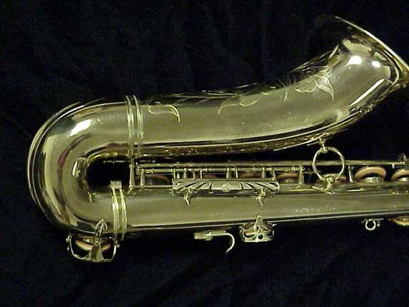 Selmer Lacquer Mark VI Tenor - 101021 - Photo # 5