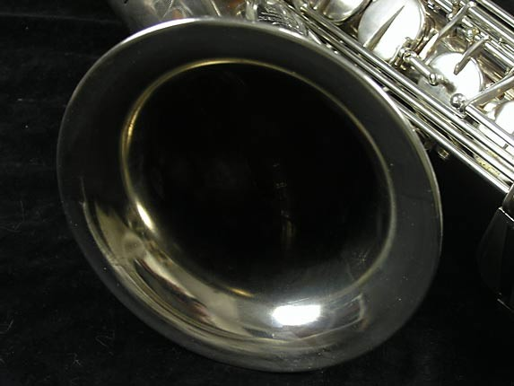 Selmer Nickel Plate Mark VII Tenor - 313016 - Photo # 11