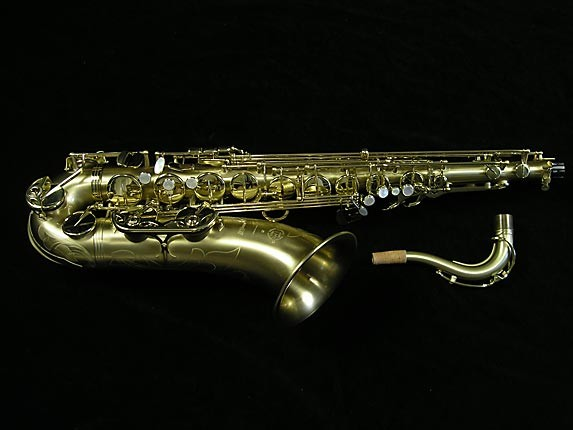 Selmer Matte Super Action 80 serie III Tenor - 627600 - Photo # 1