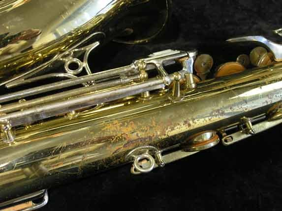 Martin Lacquer Magna Tenor - 210793 - Photo # 17