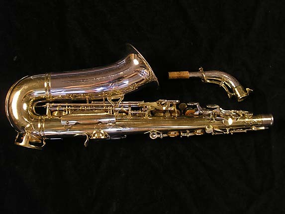 King Silver-Sonic Super 20 Alto - 385458 - Photo # 3