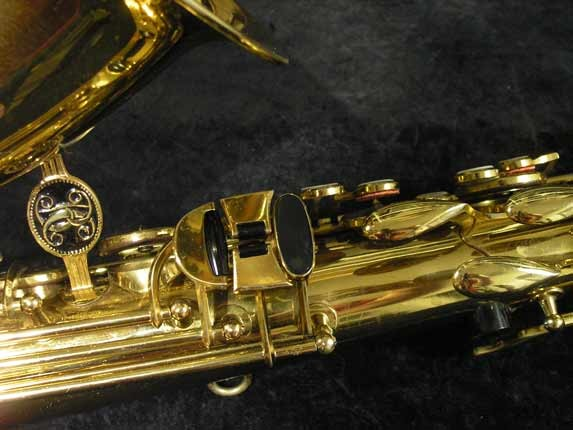 Buffet Lacquer Super Dynaction Tenor - 15673 - Photo # 8