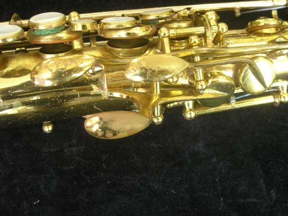 Selmer Lacquer Mark VI Alto - 149107 - Photo # 8