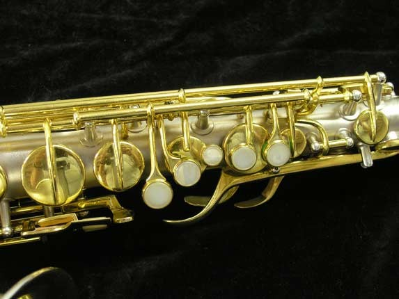 Conn Dual Tone Chu Berry Alto - 212054 - Photo # 7