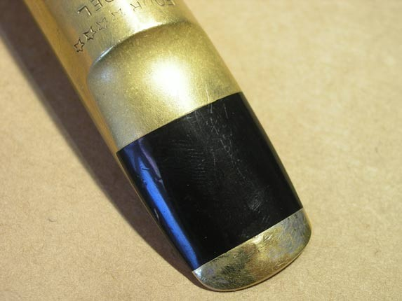 Otto Link Four**** Hawkins Special Tenor - 06 - Photo # 3