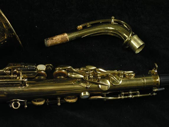 Selmer Lacquer Super Alto - 17161 - Photo # 6