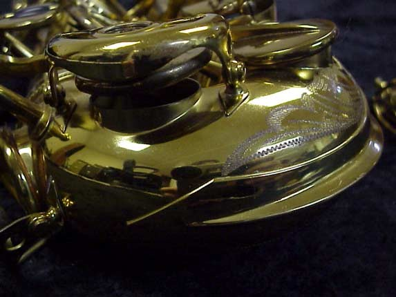 Selmer Lacquer Super Balanced Action Alto - 36322 - Photo # 18