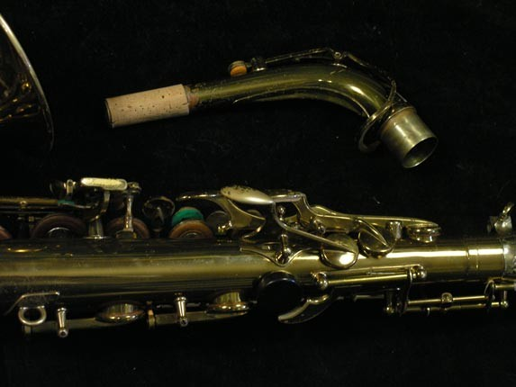 Selmer Lacquer Mark VI Alto - 59546 - Photo # 6