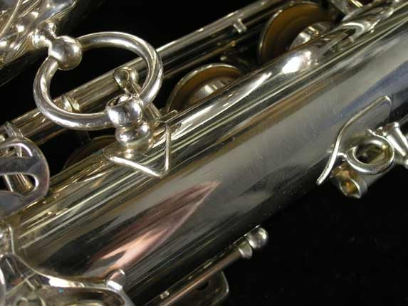 Selmer Silver Plate Mark VI Alto - 76835 - Photo # 19