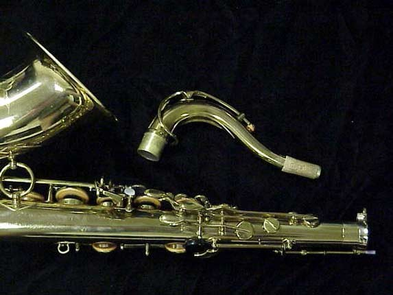 Selmer Lacquer Mark VI Tenor - 101021 - Photo # 6