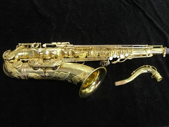 Selmer Lacquer Mark VI Tenor - 133726 - Photo # 1