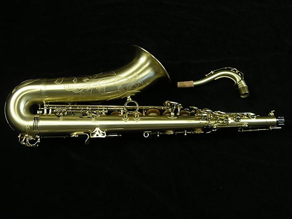 Selmer Matte Super Action 80 serie III Tenor - 627600 - Photo # 2