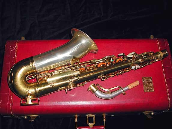 King Silver-Sonic Super 20 Alto - 320668 - Photo # 4