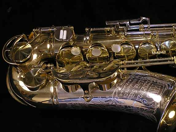 King Silver-Sonic Super 20 Alto - 385458 - Photo # 4