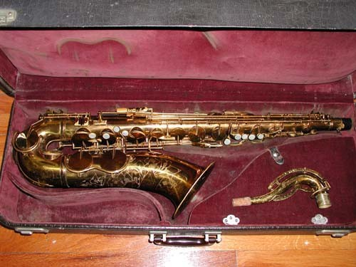 King Lacquer Zephyr Tenor - 179627 - Photo # 1