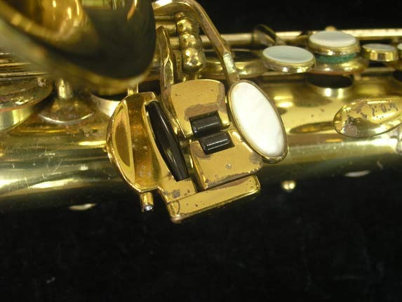 Selmer Lacquer Mark VI Alto - 149107 - Photo # 9