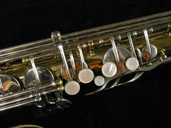 Keilwerth Lacquer New King Special Tenor - 46941 - Photo # 7