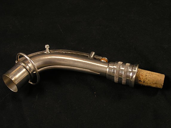 Conn Silver Plate Chu Berry Alto - 171410 - Photo # 17